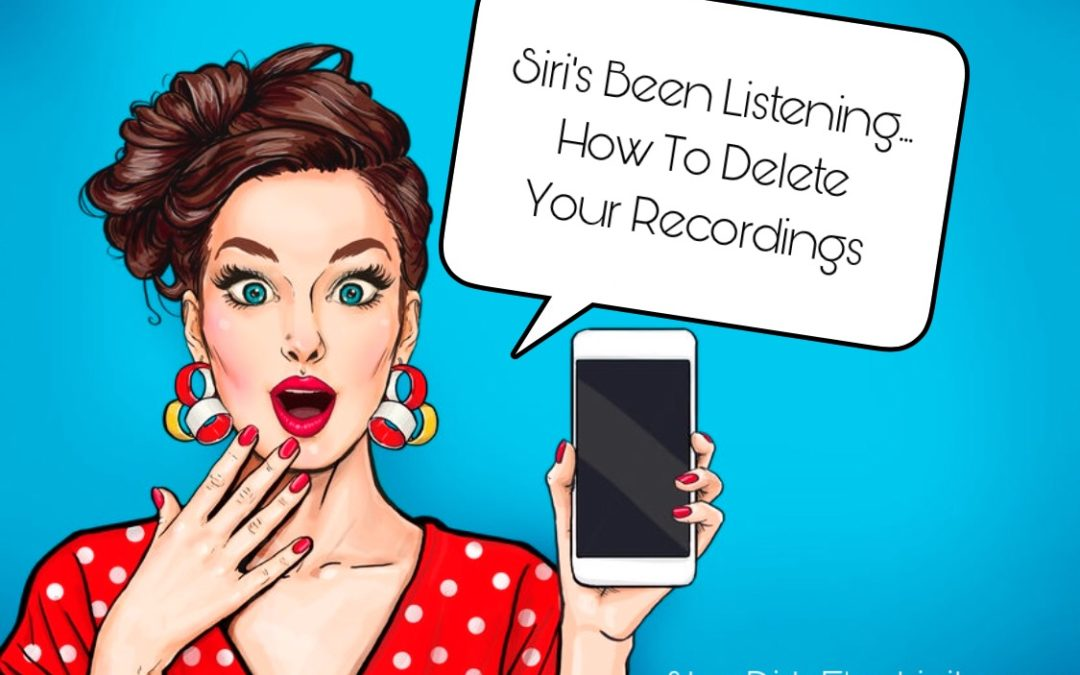 How To Delete The Siri Recordings Apple Has Saved Of You