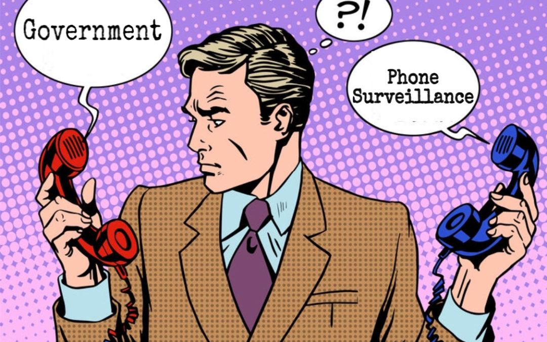 Government Coronavirus Phone Surveillance